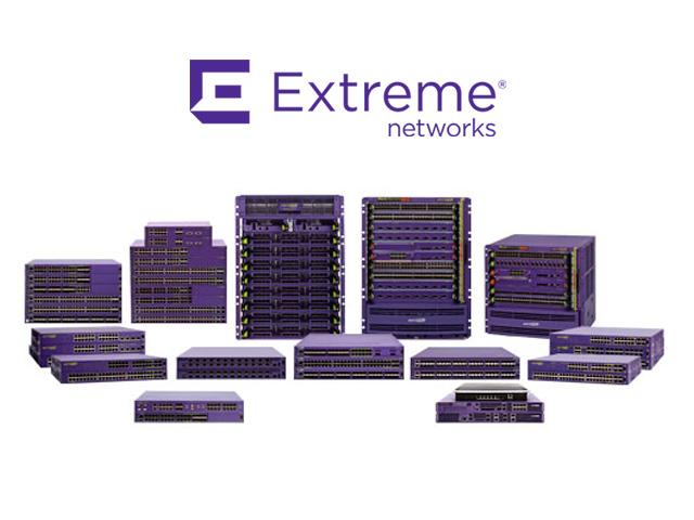 Построение сети Extreme Networks